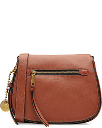 Marc Jacobs Small Recruit Leather Shoulder Bag