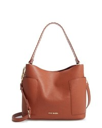 Steve Madden Studded Faux Leather Hobo
