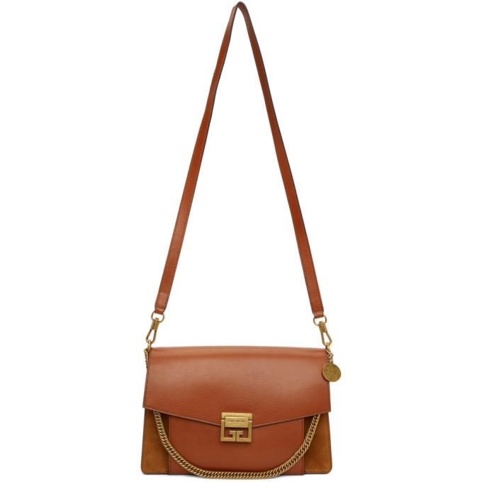 Givenchy Tan Medium Gv3 Bag