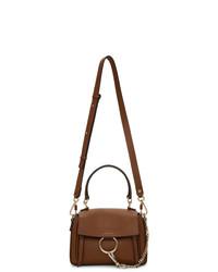 Chloé Tan Mini Faye Day Bag