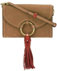 Tory Burch Tassel Detail Crossbody Bag
