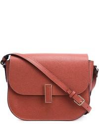 Valextra Flap Cross Body Bag