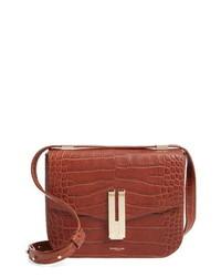 DeMellier Vancouver Leather Crossbody Bag