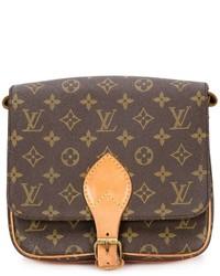 Louis Vuitton Vintage Signature Crossbody Bag