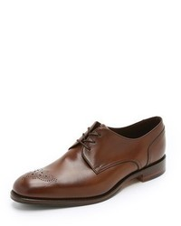 1880 naylor punched toe derby shoes medium 306053