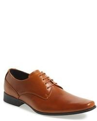 Calvin Klein Brodie Plain Toe Derby Size 105 M Pink