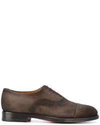 Santoni Casual Derby Shoes