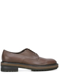 Fratelli Rossetti Chunky Sole Derbies