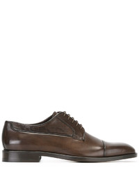 Canali Classic Derby Shoes