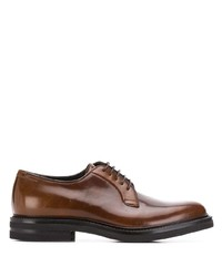 Brunello Cucinelli Classic Lace Up Derby Shoes