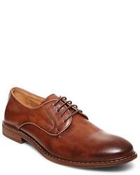 Steve Madden Danfortt Leather Derby Shoes