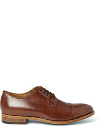 Paul Smith Ernest Polished Leather Derby Shoes