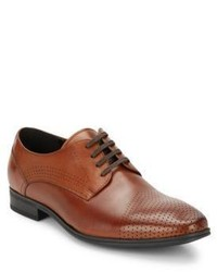Kenneth Cole By The Minute Leather Derby Shoes