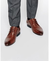 Ted Baker Leam Leather Derby Shoes