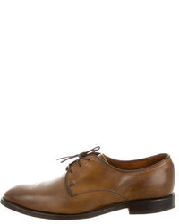 Allen Edmonds Leather Derby Shoes