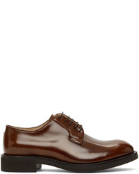 Paul Smith Leather Wesley Derbys