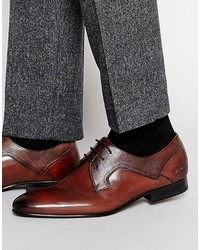 Ted Baker Pelton Leather Derby Shoes