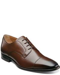 Florsheim Sabato Leather Cap Toe Oxfords