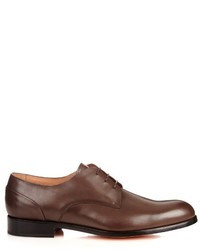 Paul Smith Shoes Accessories Charles Leather Derby Shoes