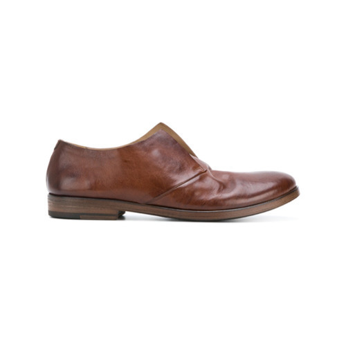 Marsèll Slip On Laceless Derby Shoes Unavailable