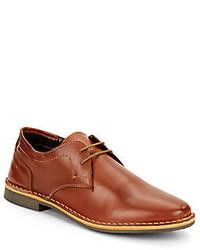 Steve Madden Harold Leather Derby Shoes