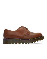 Dr. Martens Tan 1461 Ziggy Derbys