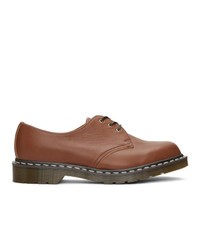 Dr. Martens Tan Horween Made In England 1461 Derbys
