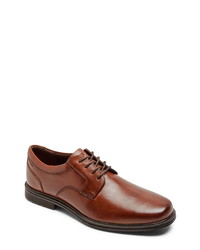 Rockport Taylor Waterproof Apron Toe Derby