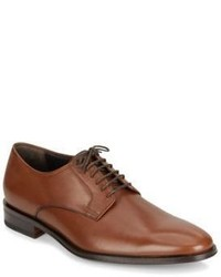 Bruno Magli Werter Leather Derby Shoes Available In Extended Sizes