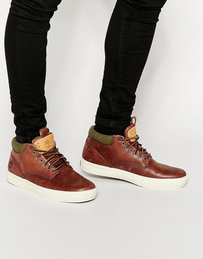2ef815038a5cb ... Leather Desert Boots Timberland Adventure Cupsole Chukka Boots ...