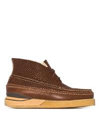VISVIM Canoe Moc Ii Folk Boots