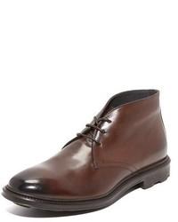 To Boot New York Jarrod Leather Chukka Boots
