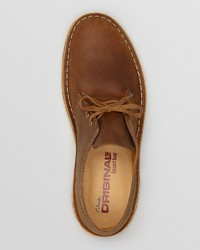 Clarks Original Leather Desert Boots