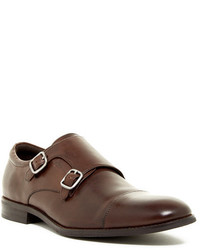 Gordon Rush Abbott Douible Monk Strap Loafer