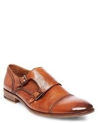 Steve Madden Agendas Cap Toe Monk Shoe