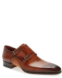 Magnanni Apolo Double Monk Strap Shoe