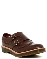 Dr. Martens Braider Monk Strap Loafer