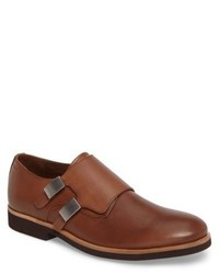 Finnegan double monk strap shoe medium 5208066