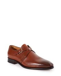 Paul Stuart Galante Double Monk Shoe