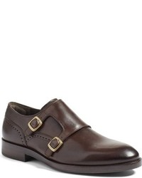 Harrison double monk strap shoe medium 792092