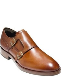 Harrison double monk strap shoe medium 834089