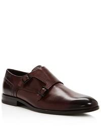 Hugo Boss Molemo Double Monk Strap Shoes