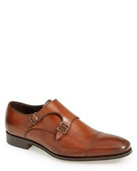 To Boot New York Grant Double Monk Shoe