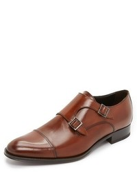 New york medford double monk strap shoes medium 582600