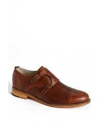 J Shoes Troop Double Monk Slip On