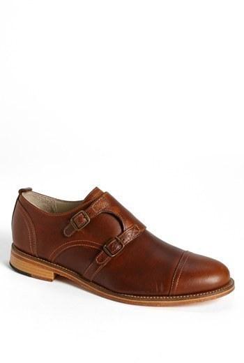 J Shoes Troop Double Monk Slip On