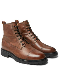 Belstaff Alperton 20 Leather Boots