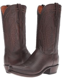 Lucchese Brandon Boots
