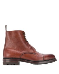 Berwick Shoes Marron Boots