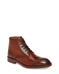 Bruno Magli Octavio Medallion Toe Boot